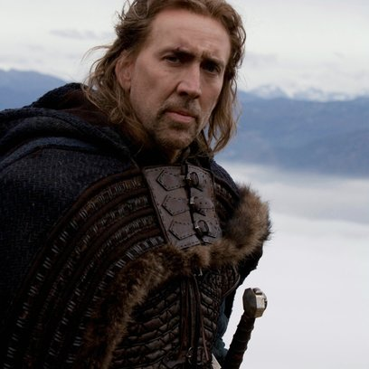 letzte Tempelritter, Der / Season of the Witch / Nicolas Cage Poster