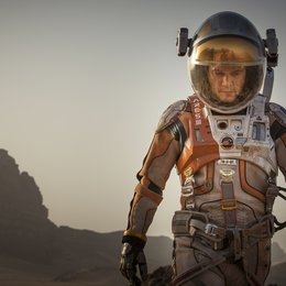 Marsianer - Rettet Mark Watney, Der / Matt Damon Poster