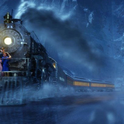 Polarexpress, Der Poster