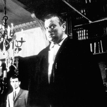 Prozeß, Der / Orson Welles Poster
