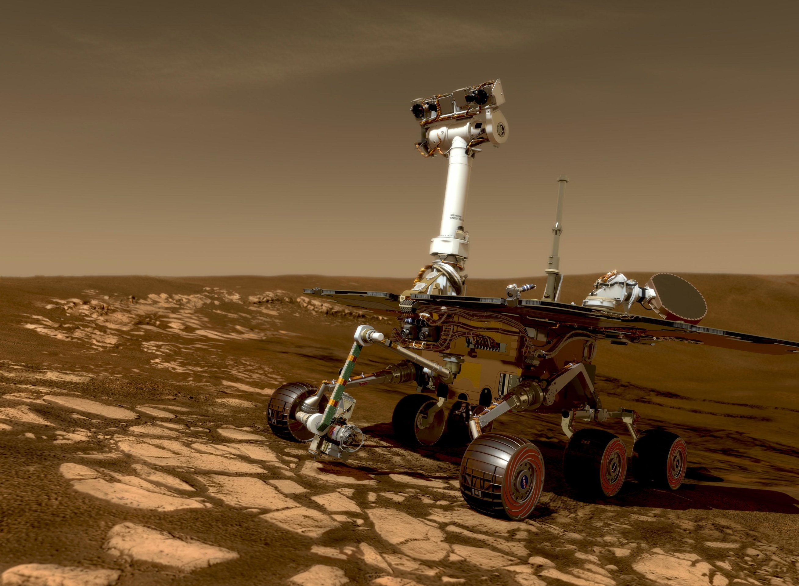 mars rovers expiditon - photo #42