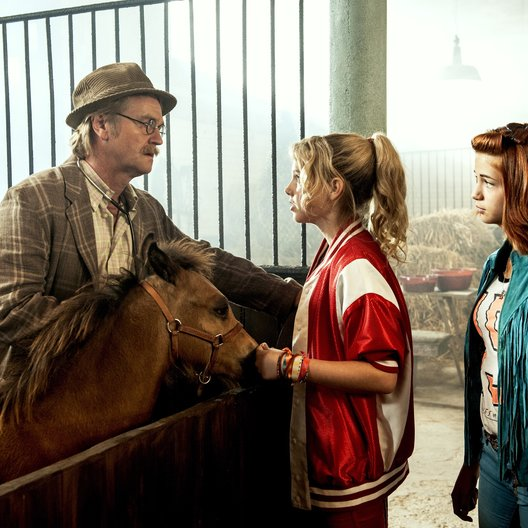 Bibi & Tina - Der Film / Detlev Buck / Lina Larissa Strahl / Lisa-Marie Koroll Poster