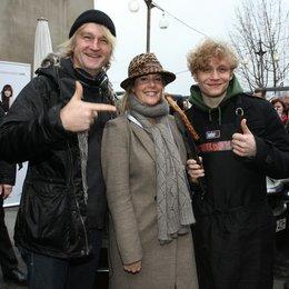 Detlev Buck, Anika Decker und Matthias Schweighöfer (v.l.) Poster