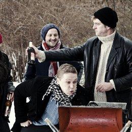 Rubbeldiekatz / Set / Matthias Schweighöfer / Detlev Buck Poster