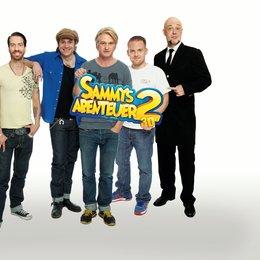 Sammys Abenteuer 2 / Synchronsprecher: Alec und Sascha von The BossHoss, Detlev Buck, Axel Stein und Der Graf Poster