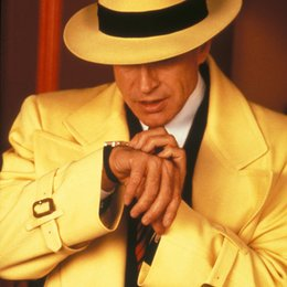 Dick Tracy / Warren Beatty Poster