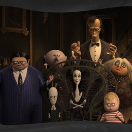Addams Family, Die Poster