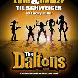 Daltons gegen Lucky Luke, Die / Daltons Vs. Lucky Luke, The Poster