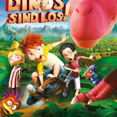 Dinos sind los!, Die / Dinos sind los, Die Poster