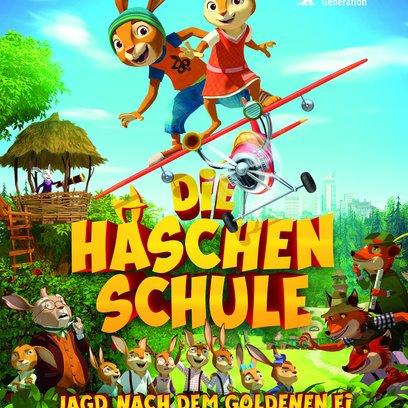 Häschenschule - Jagd nach dem goldenen Ei, Die / Häschenschule, Die Poster