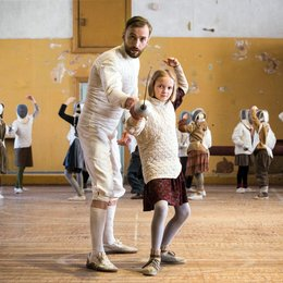 Kinder des Fechters, Die / Fencer, The Poster