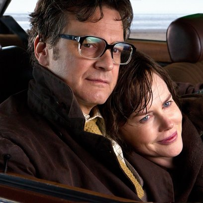Liebe seines Lebens - The Railway Man, Die / Colin Firth / Nicole Kidman Poster