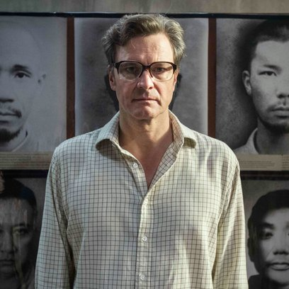 Liebe seines Lebens - The Railway Man, Die / Colin Firth Poster