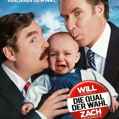 Qual der Wahl, Die / Campaign, The Poster