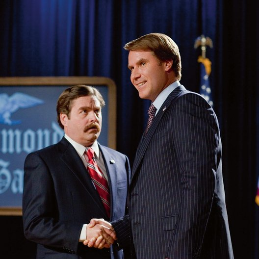 Qual der Wahl, Die / Campaign, The / Zach Galifianakis / Will Ferrell Poster