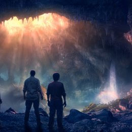Reise zum Mittelpunkt der Erde, Die / Journey to the Center of the Earth / Anita Briem / Brendan Fraser / Josh Hutcherson Poster