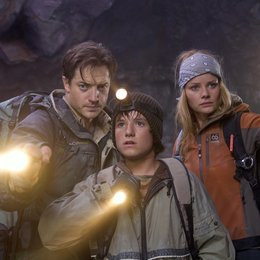 Reise zum Mittelpunkt der Erde, Die / Journey to the Center of the Earth / Brendan Fraser / Josh Hutcherson / Anita Briem Poster