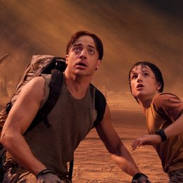 Reise zum Mittelpunkt der Erde, Die / Journey to the Center of the Earth / Brendan Fraser / Josh Hutcherson Poster