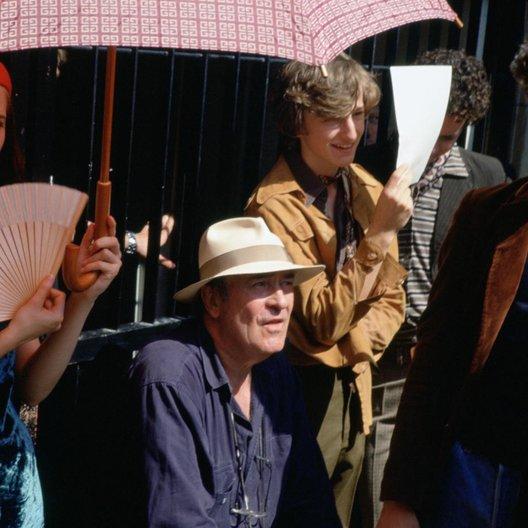 Träumer, Die / Eva Green / Bernardo Bertolucci / Louis Garrel / Set