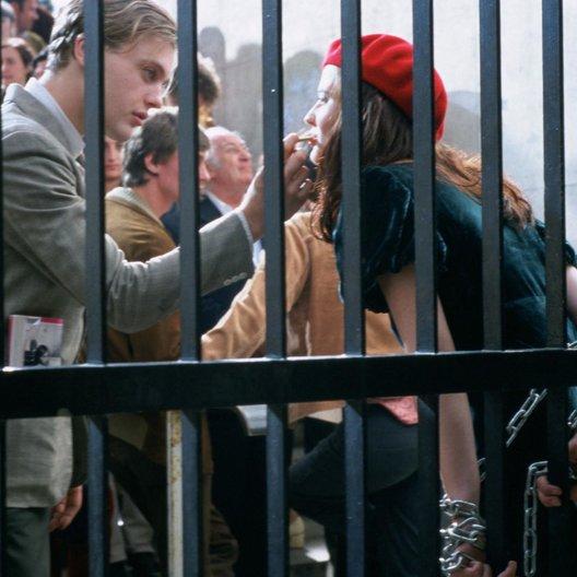 Träumer, Die / Micheal Pitt / Eva Green Poster