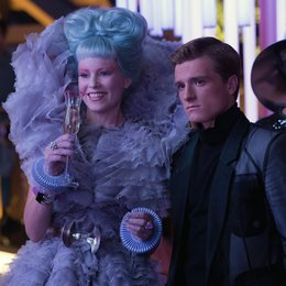 Tribute von Panem - Catching Fire, Die / Elizabeth Banks / Josh Hutcherson Poster
