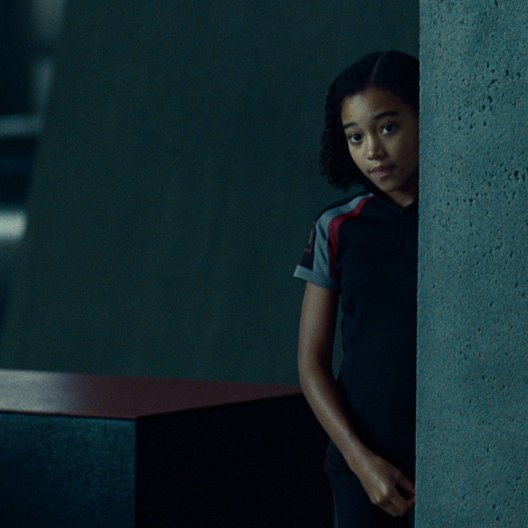 Tribute von Panem - The Hunger Games, Die / Amandla Stenberg