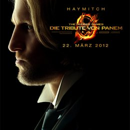 Tribute von Panem - The Hunger Games, Die / Woody Harrelson Poster