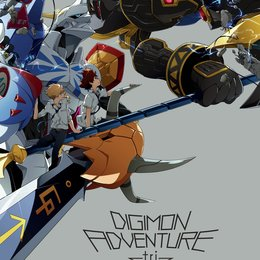 Digimon Adventure tri. Chapter 1 - Reunion / Dejimon adobenchâ tri: Sakai Poster