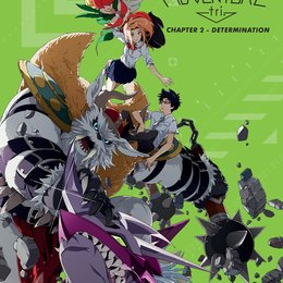 Digimon Adventure tri. Chapter 2 - Determination / Dejimon adobenchâ tri 2: Ketsui Poster