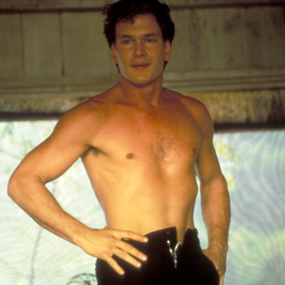Dirty Dancing / Patrick Swayze Poster