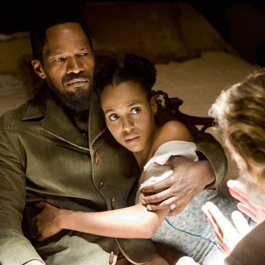 Django Unchained / Jamie Foxx / Kerry Washington