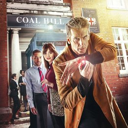 Doctor Who - Die komplette Staffel 8 Poster