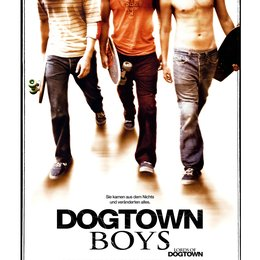 Dogtown Boys Poster