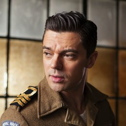 Mein Name ist Fleming. Ian Fleming / Dominic Cooper Poster