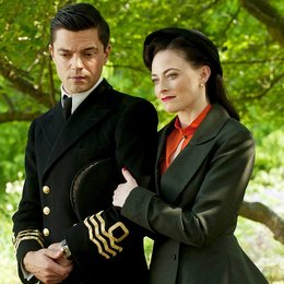 Mein Name ist Fleming. Ian Fleming / Dominic Cooper / Lara Pulver Poster