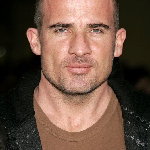 "Dominic Purcell / Premiere von ""Ice Age 2 - Jetzt taut's"" Poster"
