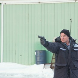 Ice Soldiers / Dominic Purcell Poster