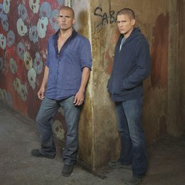 Prison Break (4. Staffel, 22 Folgen) / Wentworth Miller / Dominic Purcell