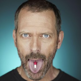 Dr. House (06. Staffel) / Hugh Laurie Poster