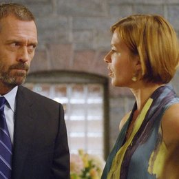 Dr. House (06. Staffel) / Hugh Laurie / Franka Potente Poster
