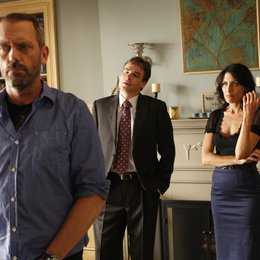 Dr. House (06. Staffel) / Hugh Laurie / Lisa Edelstein / Robert Sean Leonard Poster