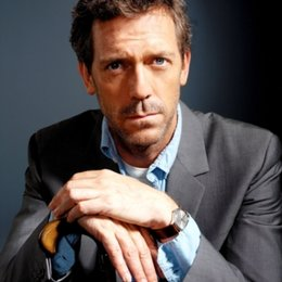 Dr. House / Hugh Laurie Poster