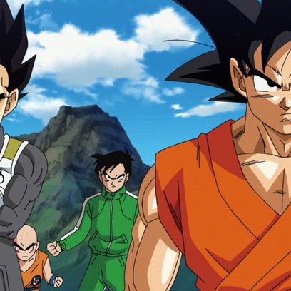 Dragonball Z: Resurrection F Poster