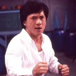 Action Hunter / Jackie Chan Poster