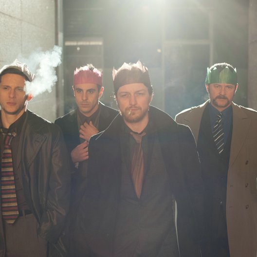 Drecksau / Jamie Bell / Emun Elliott/ James McAvoy / Brian McCardie