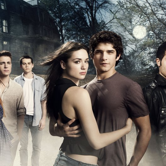 Teen Wolf / Tyler Posey / Tyler Hoechlin / Crystal Reed / Holland Roden / Colton Haynes / Dylan O'Brien Poster