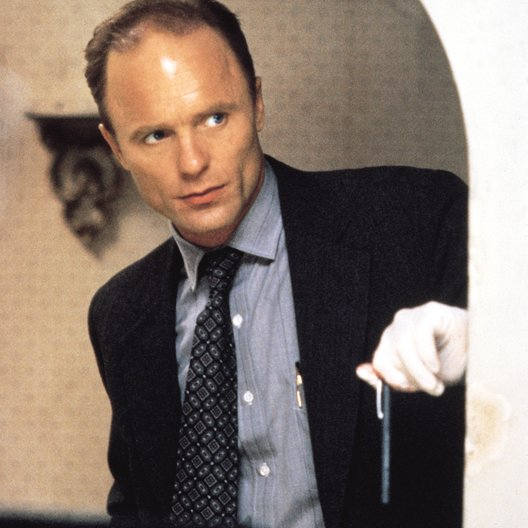 China Moon / Ed Harris Poster