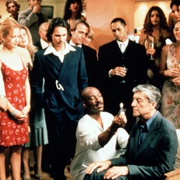 Guru, Der / Jeff Goldblum / Eddie Murphy / Kelly Preston / Nino Cerruti / Eric McCormack Poster