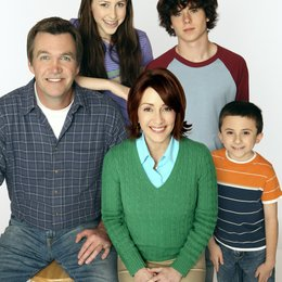 Middle, The / Neil Flynn / Eden Sher / Patricia Heaton / Charlie McDermott / Atticus Shaffer Poster