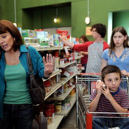 Middle, The / Patricia Heaton / Charlie McDermott / Atticus Shaffer / Eden Sher Poster